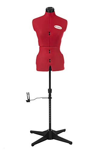 Singer FG952 - Maniquí de costura ajustable para mujer, busto (talla 36 a 44), S/M