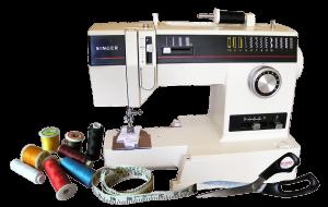herramientas de costura - maquina de coser