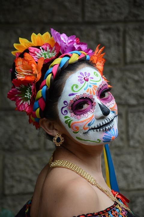 la catrina calaveras mexicanas